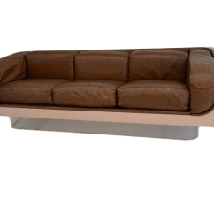 Steelcase Sofa Platner Paloma Vintage Mid Century Warren For Space Pod