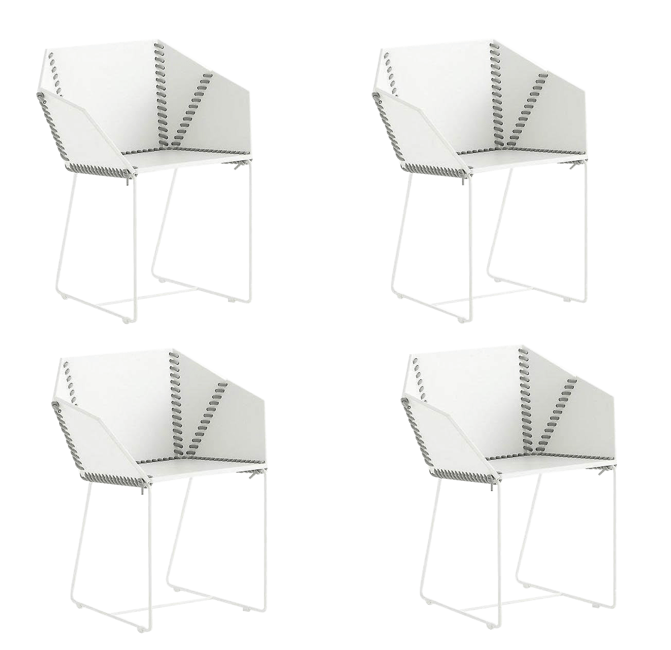 gandia blasco clack chair revolving png baseball stitch marine grade patio dining chairs set of 4 for sale
