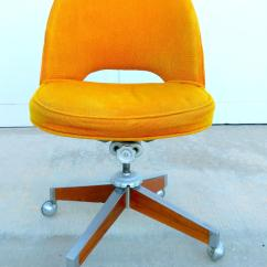 Seng Chicago Chair Furry Office Vintage Task Chairish Mid Century Modern For Sale Image 3 Of 10
