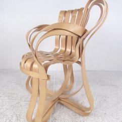 Frank Gehry Chair Sweet 16 Ideas Incredible Cross Check Chairs For Knoll Set Of 4 Decaso This Impressive Four Bentwood Feature The Innovative Midcentury Design Mid Century Modern