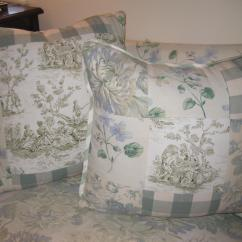 J M Paquet Sofa Mart Bedroom Furniture Jm Floral Chairish Blue For Sale Image 8 Of 9