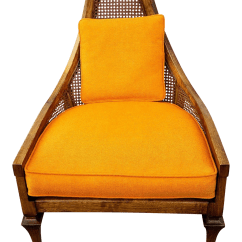 Cane Back Chairs For Sale Elegant Comfort Chair Covers 1950s Vintage Adrian Pearsall Upholstered Chairish