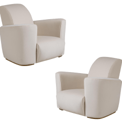 Art Deco Style Club Chairs Dxracer Gaming Chair Review Distinguished A Customizable Pair Of By Talisman Bespoke 3808 Aspect Fit Height 1600 Width