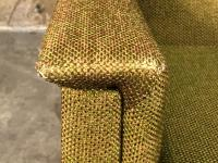 Green Tweed Mid-Century Modern Lounge Chair - Style Of ...