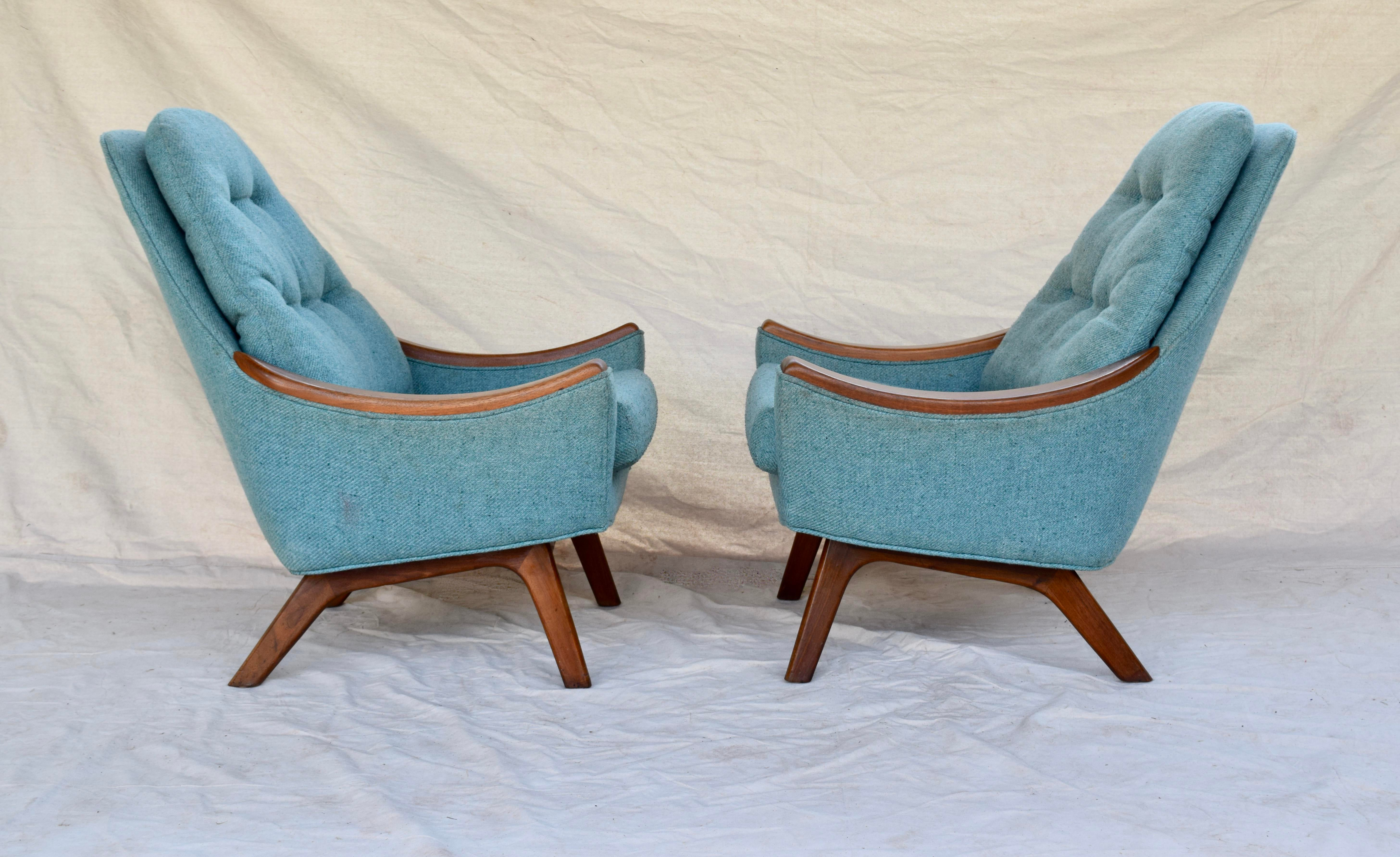 adrian pearsall lounge chair large chairs for chairish sale image 10 of 12