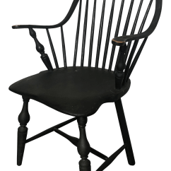 Antique Windsor Chair And Stand Test Vintage Used Chairs For Sale Chairish 18th Century American Bow Back Armchair