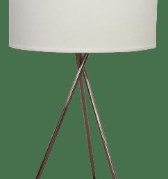 tripod table lamp [ 1538 x 3358 Pixel ]