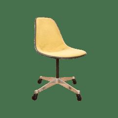 Fiberglass Shell Chair X Rocker Ii Wireless Video Game Vintage Eames Herman Miller Chairish For Sale