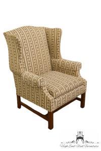 Ethan Allen Wingback Chair - Frasesdeconquista.com