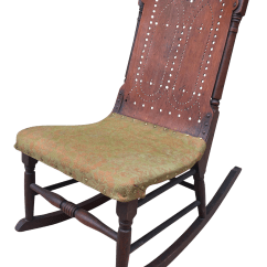 Old Fashioned Rocking Chairs Chair Covers For Small Recliners Vintage Used Sale Chairish Image Of Victorian