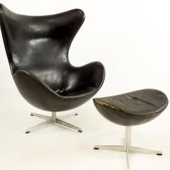 Dr Evil Chair Table Cloths And Covers For Hire 1960s Mid Century Modern Arne Jacobsen Fritz Hansen Leather Egg Ottoman