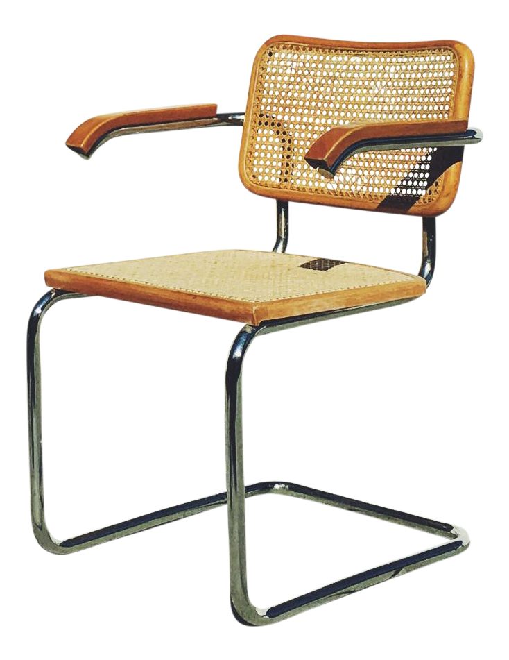 breuer chairs for sale monarch specialties chair mid century marcel cane cesca chairish