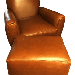 Leather Chair Modern Professional Gaming Mid Century Chairish For Sale