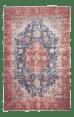 Klein Transitional Jute Hand Loom Area Rug Blue 8 X 10 Chairish