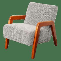 Modern Slipper Chair Massage Sharper Image Mid Century Chairish