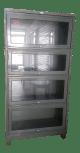 Vintage Art Metal Co Barrister Bookcase