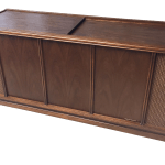Mid Century Modern Magnavox Record Player Console Chairish