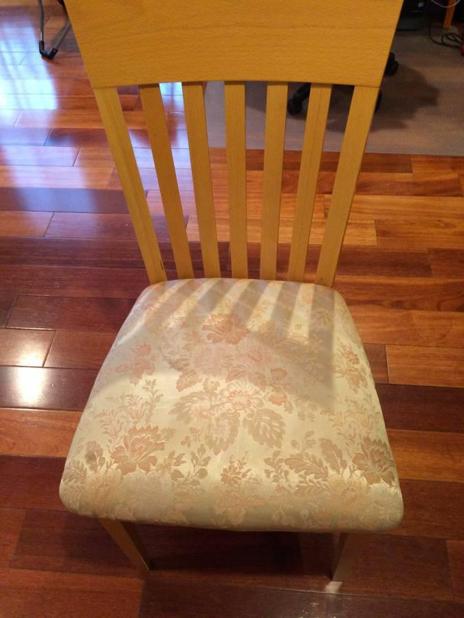 vintage dining room chairs lafuma futura xl zero gravity chair a sibau italian set of 4 chairish for sale image