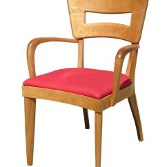 Heywood Wakefield Dogbone Chairs Stretch Dining Chair Covers Amazon Lovely M154 Set Of 6 Decaso Produced By Circa 1950 This Six Birchwood Dog