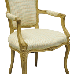 Louis Xv Chair Cover Hire In Croydon French Country Style Armchair Fauteuil Carved Wood A Chairish
