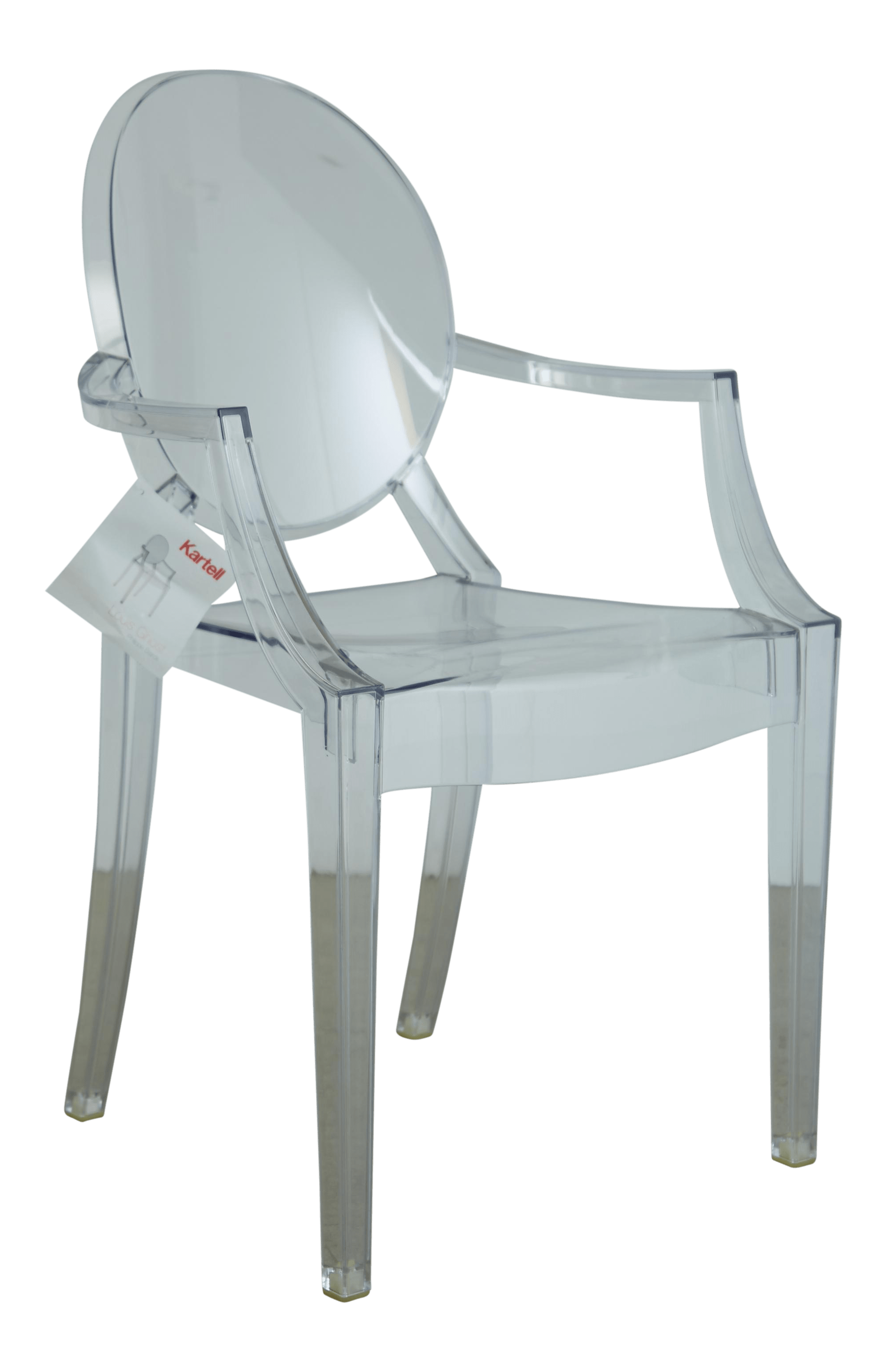 transparent polycarbonate chairs office chair jumia kenya kartell chaise top masters lgant