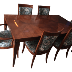 Chromcraft Chairs Vintage Chair Covers For Wedding & Used Dining Table Sets | Chairish