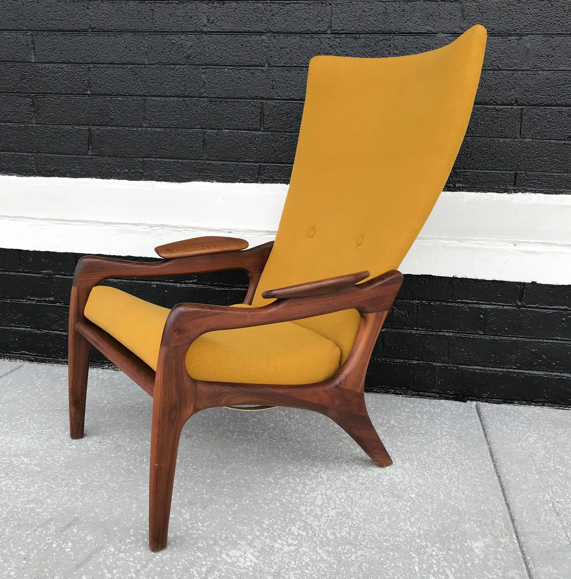 adrian pearsall chair designs target toddler table and chairs high back wing lounge chairish an absolutely gorgeous design this wingback armchair designed by for craft associates is