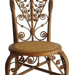 Heywood Wakefield Wicker Chairs Medicine Ball Chair Reviews Gently Used Furniture Up To 70 Off At Chairish Late 19th Century Vintage Victorian Photographer S