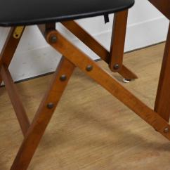 Gentlemans Chair Walmart Folding Table And Chairs Set Ico Parisi Valet Gentleman S Chairish Beech For Sale Image 7 Of 10