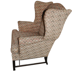 Traditional Wingback Chair Swedish Dining Vintage Chairish For Sale