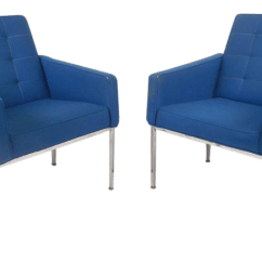 Purple Accent Chairs Sale Rustic Tables And Vintage Used Chairish Mid Century Modern Chrome Frame Tufted Lounge A Pair For