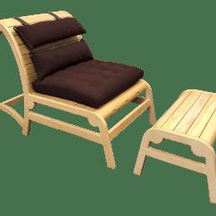 Ergonomic Yoga Chair Desktop Gaming New Infinity Ottoman From Bhoga Chairish For Sale