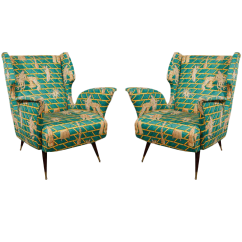 Tell City Chairs Pattern 4222 Chair Covers Kmart Hudson Valley Escape With The Gilded Owl Society Pages Pair Of Gio Ponti Club