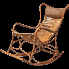 Rocking Chair Height Sleeper Sofa Set Rattan Chairish For Sale