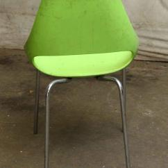 Lime Green Chairs For Sale Cool Bean Bag Chair Metalmobil Echo Modern Chairish Image 6 Of 7
