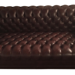 Hickory Chair Leather Couch Hanging Uk Chesterfield Sofa Chairish For Sale