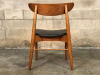 Stanley Mid-Century Danish Modern Dining Chairs / Set Of 4 ...
