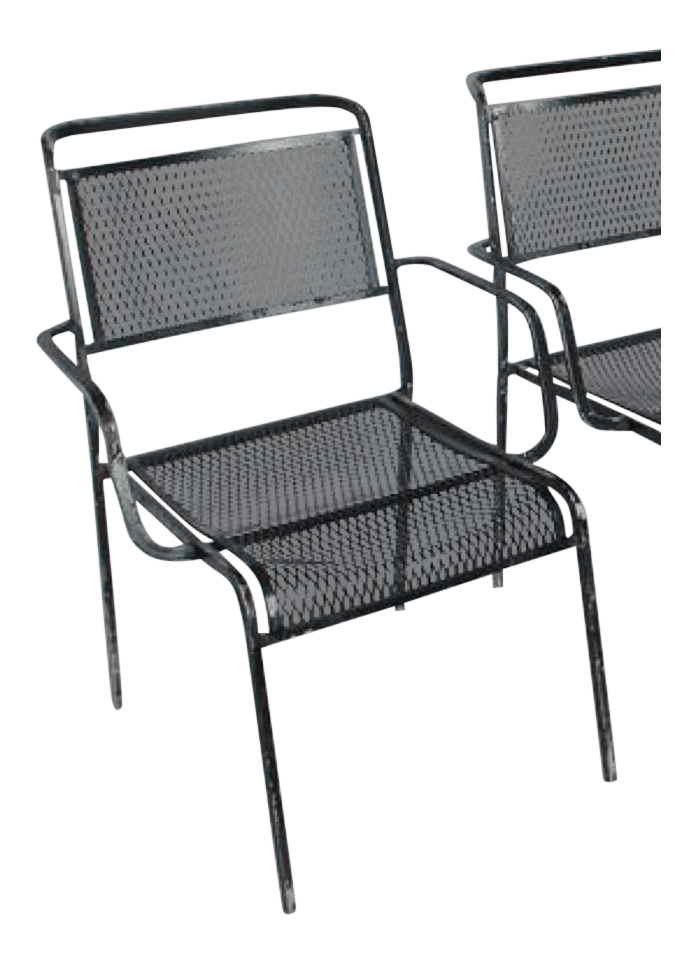 metal armchair wheelchair ergonomics superb mid century garden decaso for sale