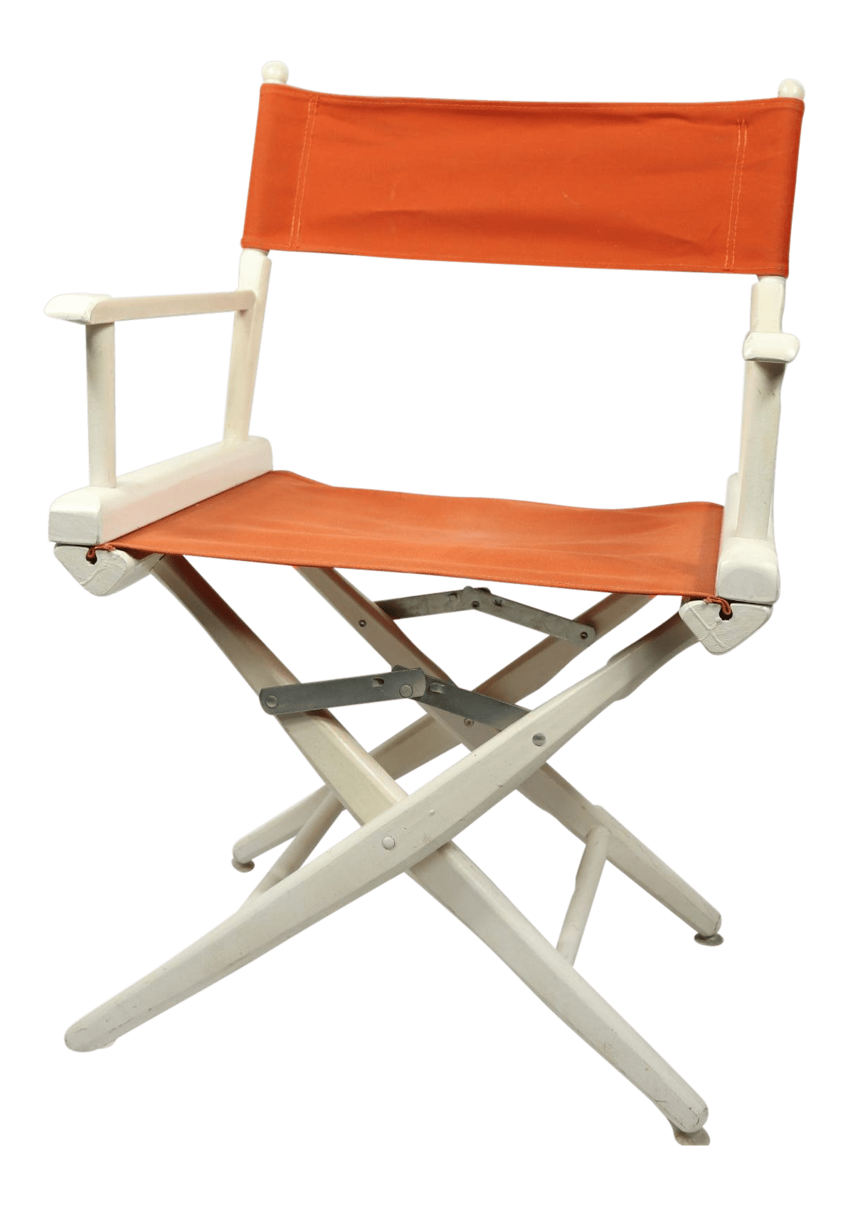 Foldable Patio Chairs 1960s Vintage Telescope Foldable Folding Directors Patio Chair