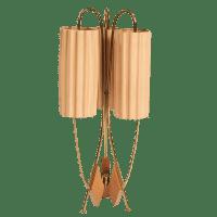 Rare Mid-Century Modern Tripod Table Lamp | Chairish