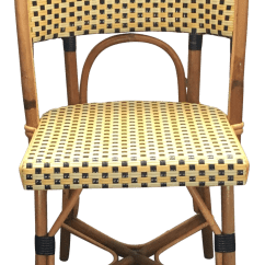 French Cafe Chairs Chair Standard Height Modern Bistro Chairish For Sale