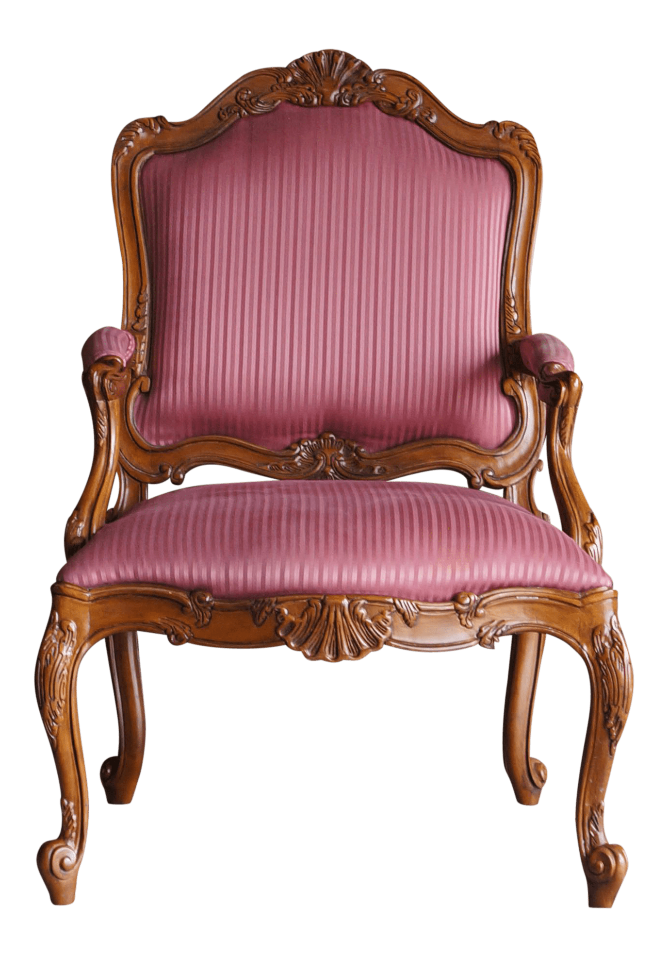drexel heritage chairs modern wooden french carved accent chair chairish for sale