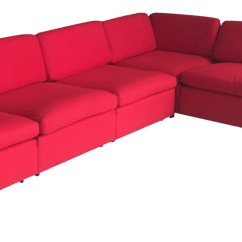 2nd Hand Sectional Sofa Milan 2 Seater Set Vintage Used Sofas For Sale Chairish Design Within Reach Reid