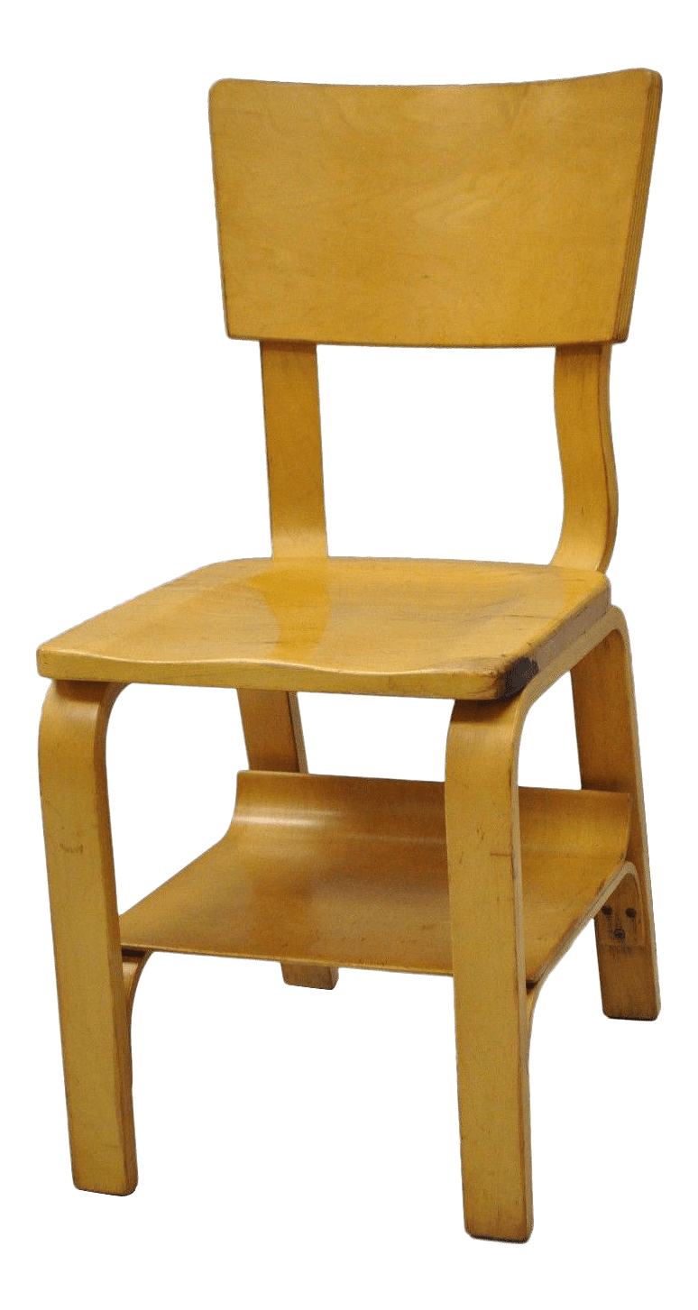 Vintage School Chairs Vintage Thonet Mid Century Modern Bentwood Students Desk School Chair