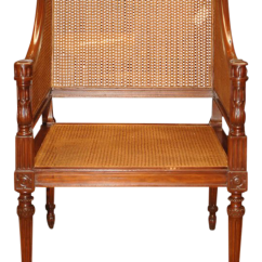 Bergere Chairs For Sale Old Wooden Antique Designer Decaso Large Caned Chair