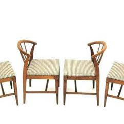 Low Back Lawn Chair 9 Backyard Lounge Chairs Mid Century Danish Style Set Of 4 Chairish For Sale Image