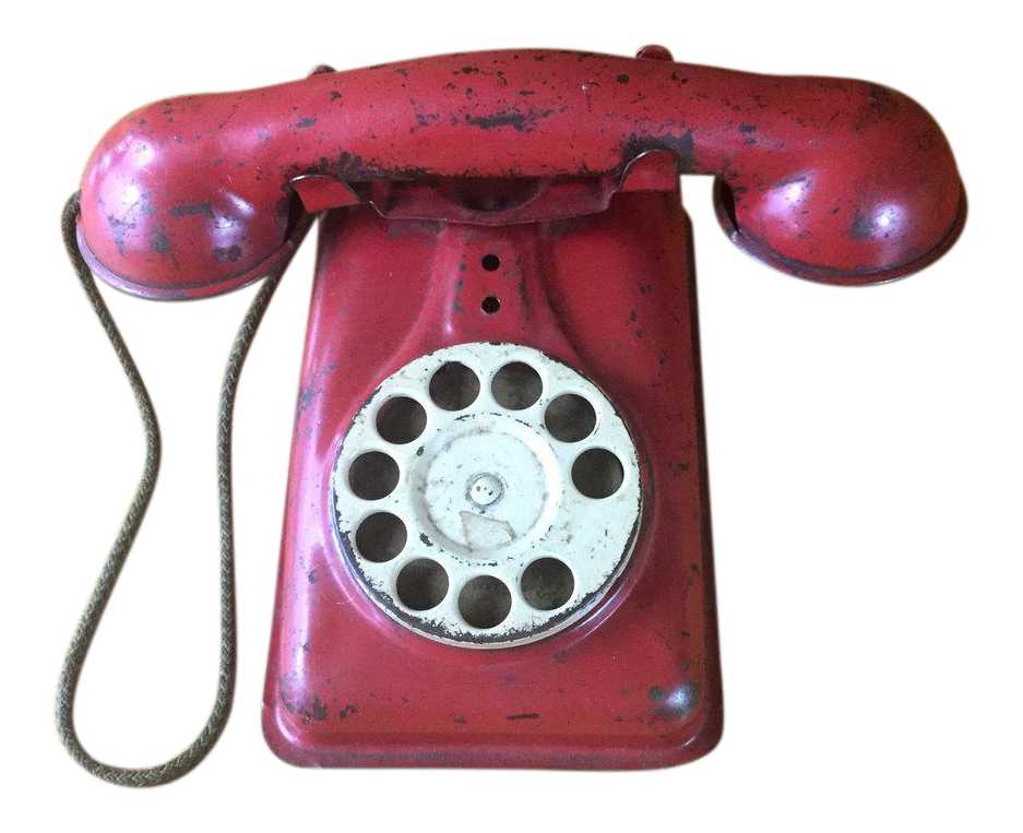 rotary phone toy [ 937 x 937 Pixel ]