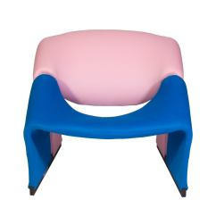 Chairs And Ottomans Upholstered Parsons Dining Chair Pierre Paulin Oscar De La Renta Cashmere Groovy In Iconic Design