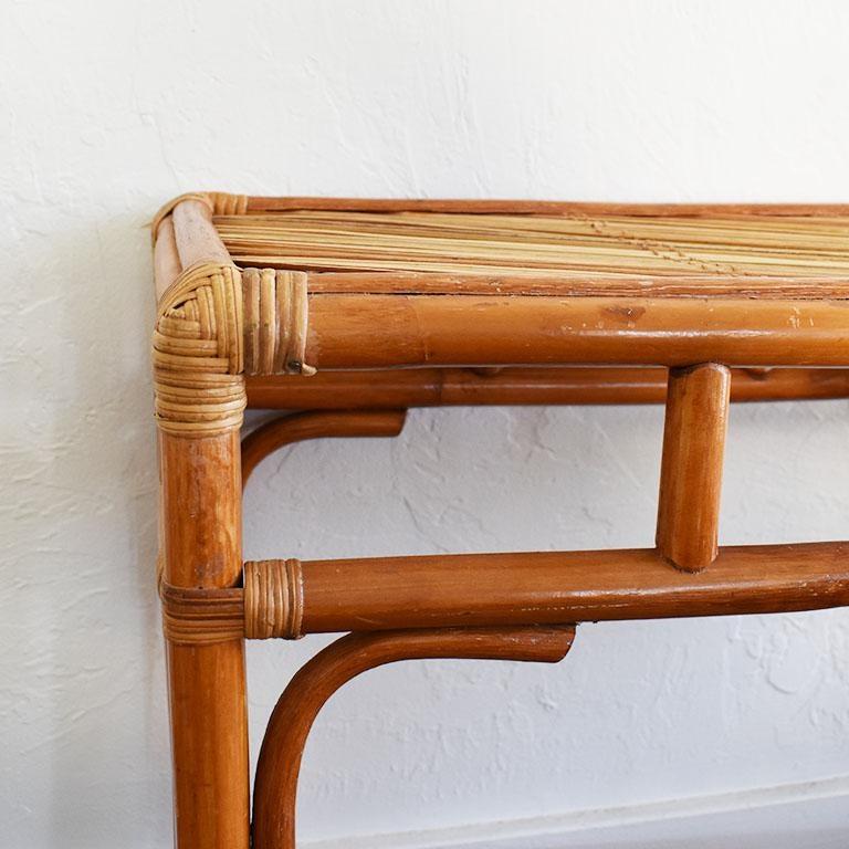 long rectangular hollywood regency