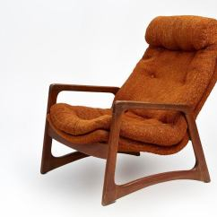Adrian Pearsall Lounge Chair Ferrari Office Uk And Ottoman For Craft Associates Chairish Sale Image 4